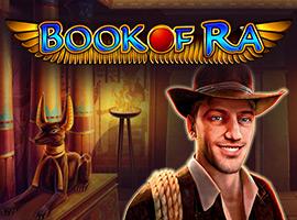 Spielen Sie Book of Ra Installieren unabhängig von der Geschwindigkeit des Internets!