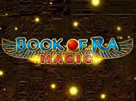 Book of Ra Magic kostenlos spielen ohne Anmeldung Demo-Variante